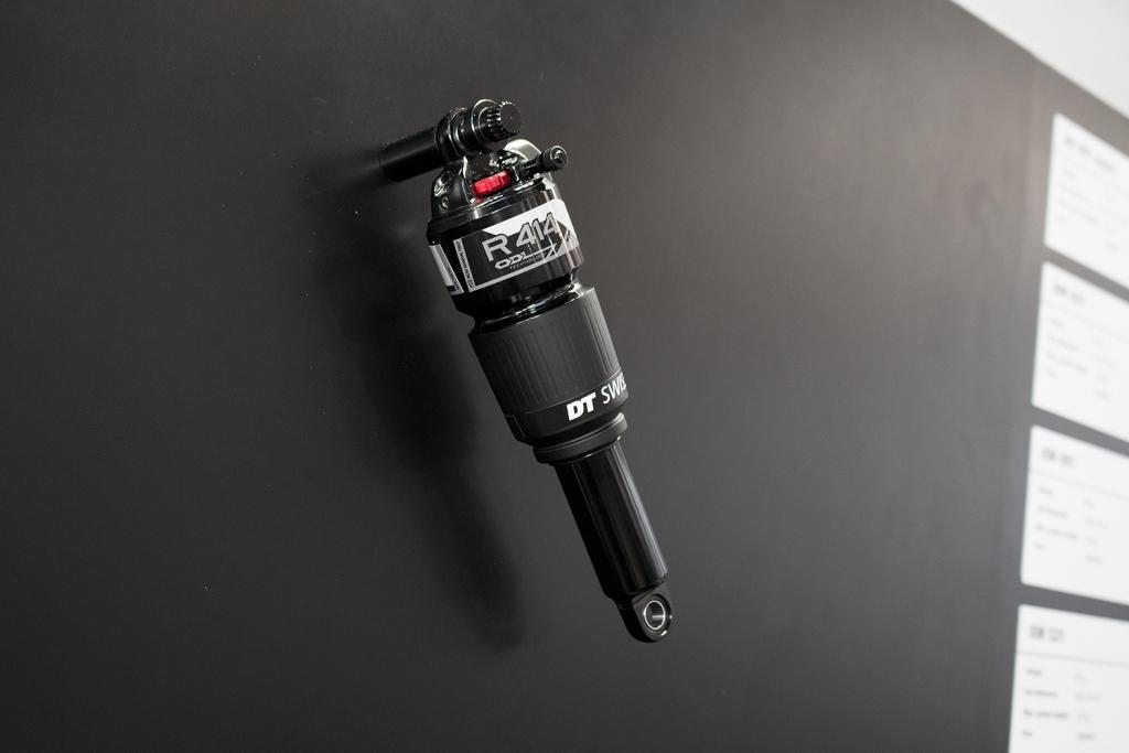 DT Swiss R 414: Linearer Luftdämpfer für breiten Einsatzbereich [Eurobike 2016]