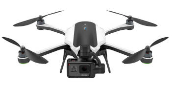 GoPro Karma: Faltbare Drohne mit Transportrucksack und Gimbal
