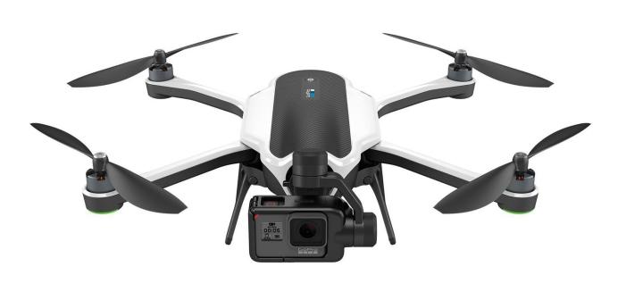 GoPro Karma: Faltbare Drohne mit Transportrucksack und Gimbal (Update: Verkaufsstart in Deutschland)