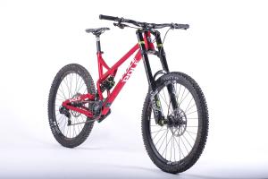 Pole Evolink 176: Langes Downhill-Bike für aggressiven Fahrstil [Eurobike 2016]
