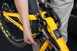 Pole Evolink: Innovatives Hinterbausystem mit vielen Features [Eurobike 2016]