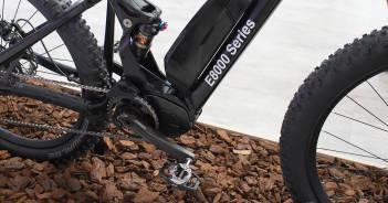 Shimano Steps E8000: Neues Antriebssystem für E-MTBs [Eurobike 2016]