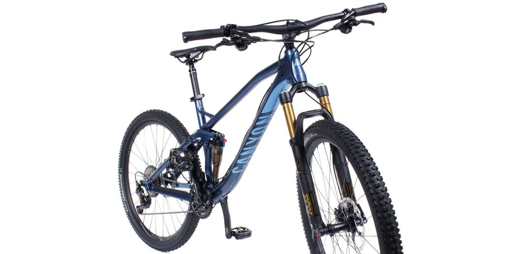 Canyon Nerve AL 9.0 SL 2016: Agiles Trail- und Touren-Bike im Test