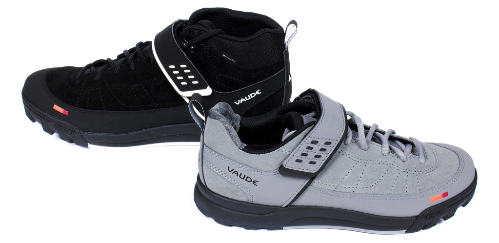Vaude Moab Mid STX AM & Vaude Moab Low AM: Hochwertige Flatpedal-Schuhe im TestVaude Moab Mid STX AM & Vaude Moab Low AM: Hochwertige Flatpedal-Schuhe im Test