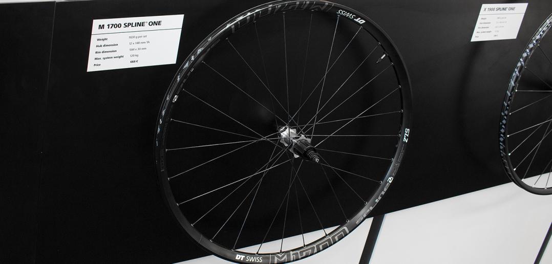 DT Swiss M 1700 Spline Two ab sofort auch in 30 Millimetern für Plus-Reifen