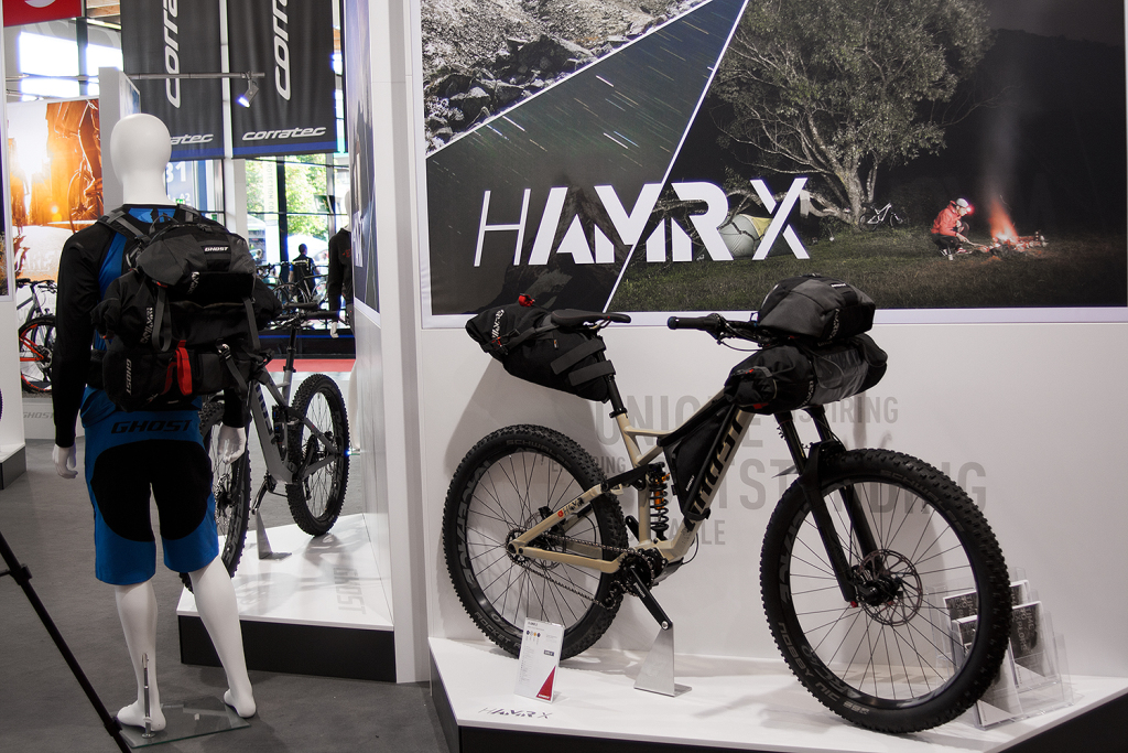 Ghost baut Bikepacking mit H AMR, Roket und AMR-Taschensystem für 2017 ausGhost baut Bikepacking mit H AMR, Roket und AMR-Taschensystem für 2017 aus