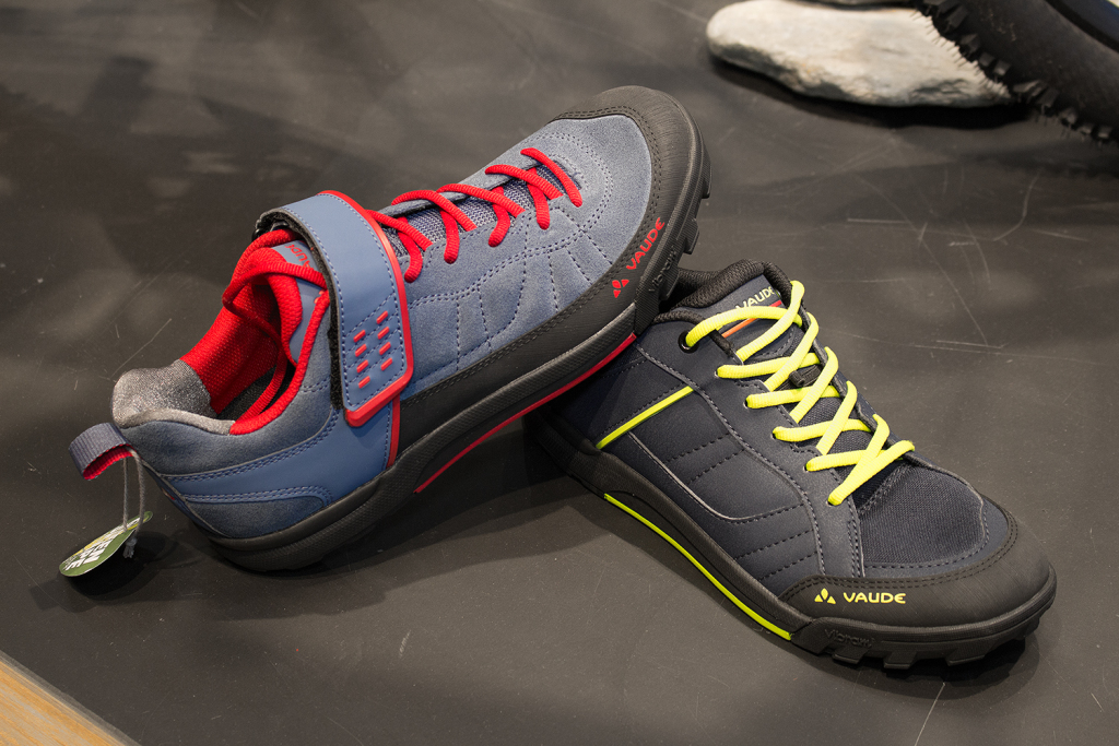 Vaude Moab Flatpedal-Schuh: Neue Farbvarianten für die Saison 2017