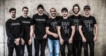 Canyon Factory DH Team 2017: Troy Brosnan, Mark Wallace und Ruaridh Cunningham