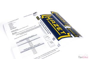 Hazet Drehmomentschlüssel 5120-2CT mit 10 bis 60 Nm: Ideal für Tretlager, Centerlock & Co. [Vorstellung]
