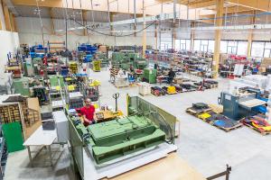 """VAUDE setzt auf """"Made in Germany"""": Neu gebaute Manufaktur ist in Betrieb [Pressemeldung]"""