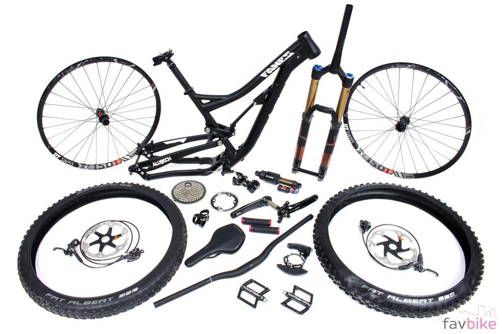 MTB selbst zusammenbauen: In 12 Schritten das perfekte Bike planen