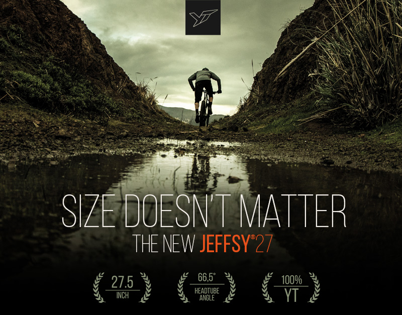 YT JEFFSY 27: Size doesn't matter [Pressemitteilung]