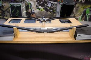 Hope Enduro Prototyp mit Carbon-Lenker und 10-48-Kassette in der neusten Version [BFS 2017]