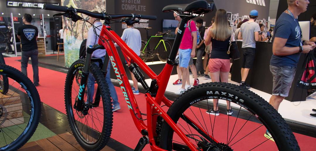 Santa Cruz 5010 Alu: 27,5-Zoll-Trailbike mit VPP-System ab 3.599 Euro