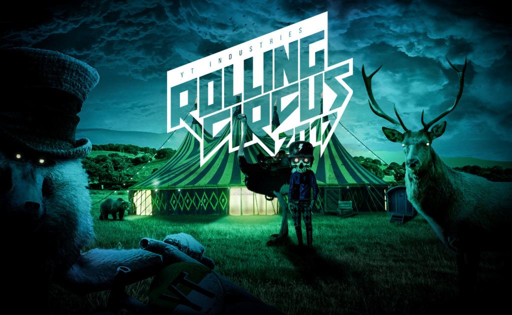 YT Rolling Circus: Der Zirkus rollt wieder [Pressemeldung]