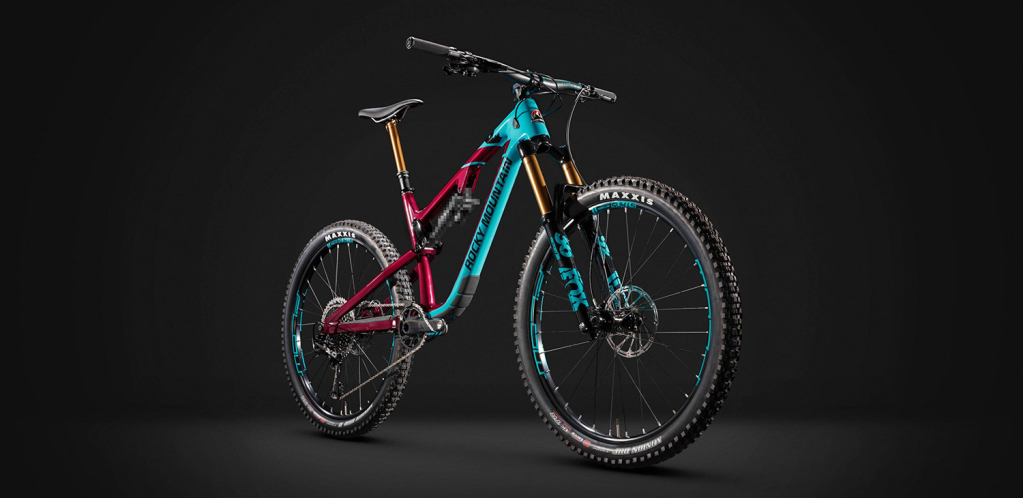 Rocky Mountain Altitude 2018: Modernes Trailbike für aggressives Riding
