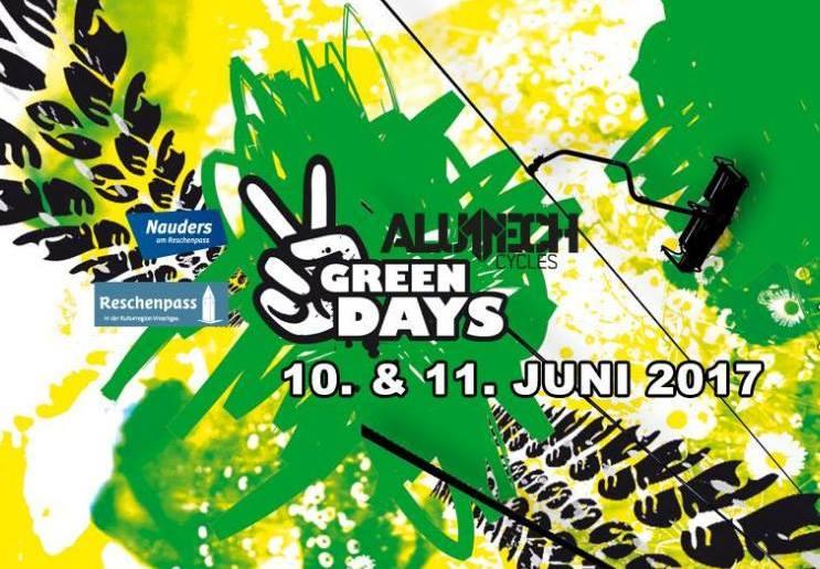 Alutech Green Days 2017: Bike-Opening der 3-Länder Enduro Trails [Pressemitteilung]
