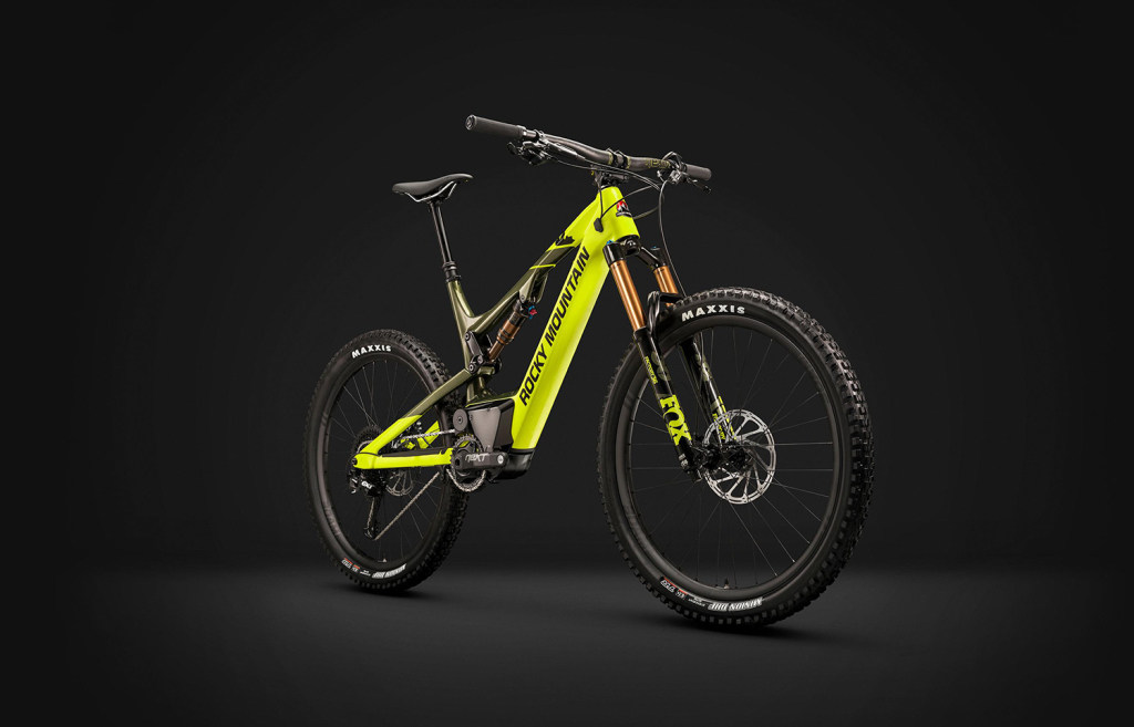 Rocky Mountain Altitude Powerplay: eMTB für aggressives Trailriding mit eigenem Motorkonzept