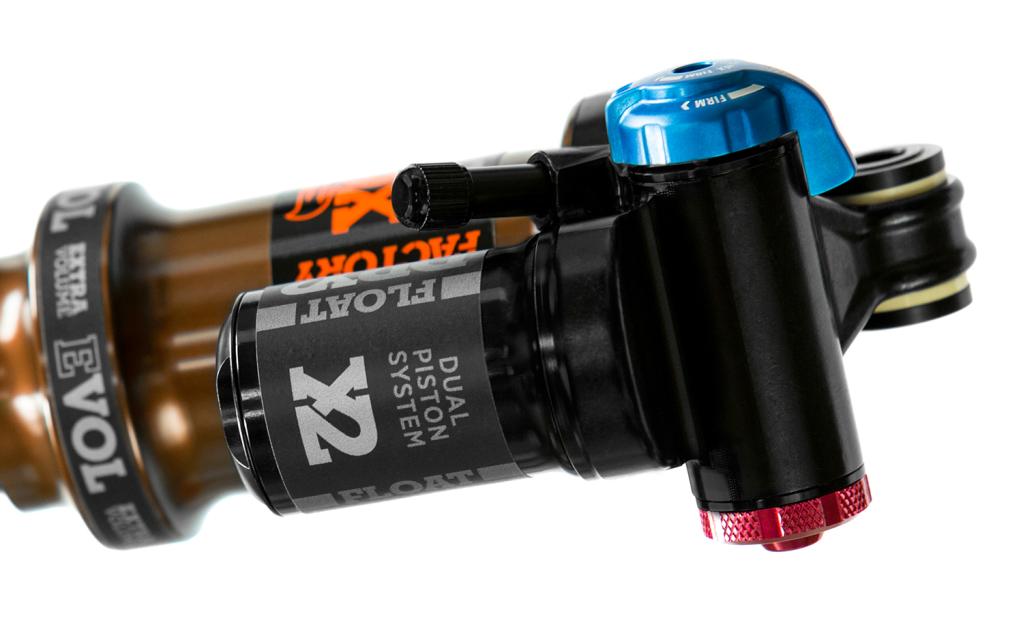 Fox Float DPX2: Das Beste von DPS und X2 kombiniert in neuem Dämpfer