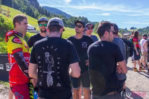 UCI Downhill World Cup Leogang 2017: Großes Spektakel mit einigen Überraschungen [Foto-Story]