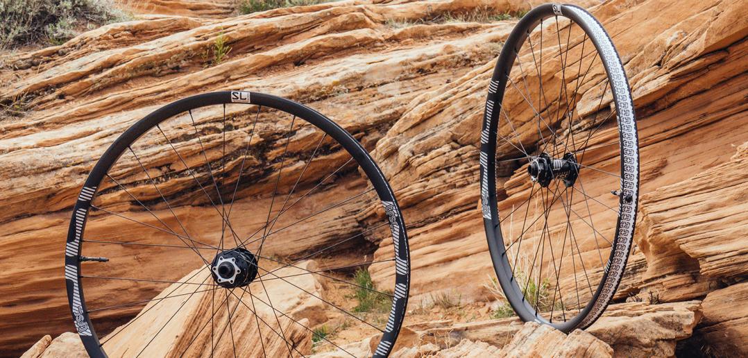 ethirteen TRSr SL Carbon: Robuste und leichte Laufräder für den Trail-Einsatz