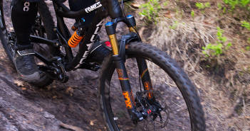 Fox 36 Float Factory FIT HSC/LSC 2017: High-End-Gabel für den harten Enduro-Einsatz im Test