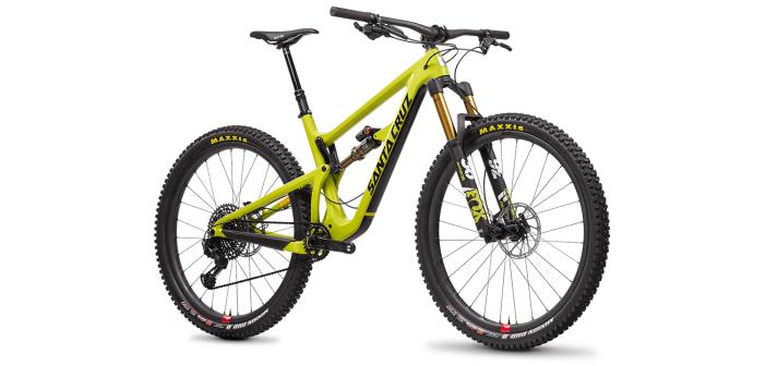 Santa Cruz Hightower LT 2018: Race-Enduro mit 29-Zoll-Laufrädern vorgestellt