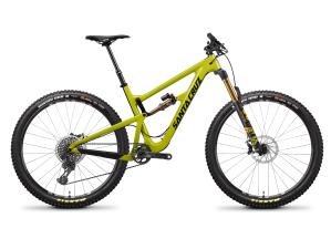 Santa Cruz Hightower LT 2018: Race-Enduro mit 29-Zoll-Laufrädern