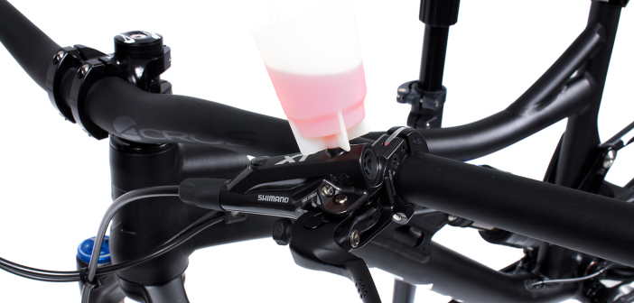 Shimano Bremse entlüften: Schnelle Durchführung dank One-Way-Bleeding [Anleitung]