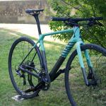 Canyon Roadlite CF: Ultraleichtes High-End-Fitness-Bike [Eurobike 2017]