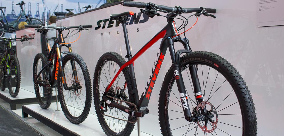 Stevens Sonora XO: Race-Hardtail mit SRAM-Eagle-Antrieb [Eurobike 2017]