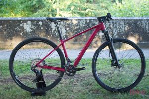 Canyon Pathlite: Vielseitiges Fitness-Bike mit MTB-Genen [Eurobike 2017]