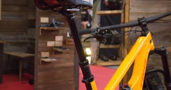 Ethirteen TRS Plus Dropper Post 2018: Vario-Sattelstütze mit Verbesserungen und 170 Millimetern [Eurobike 2017]