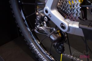 Haibike Xduro Dwnhll 10.0: eDownhiller mit integrierter Batterie [Eurobike 2017]