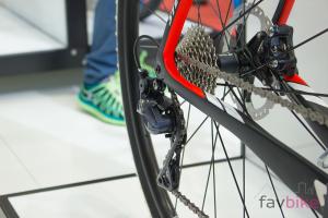 Stevens Super Prestige 2018: Carbon-Cyclocrosser in vielen Details optimiert [Eurobike 2017]