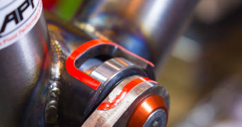 Acros Pivot Performance Sealing: Hinterbau-Lager mit verbesserter Dichtung [Eurobike 2017]