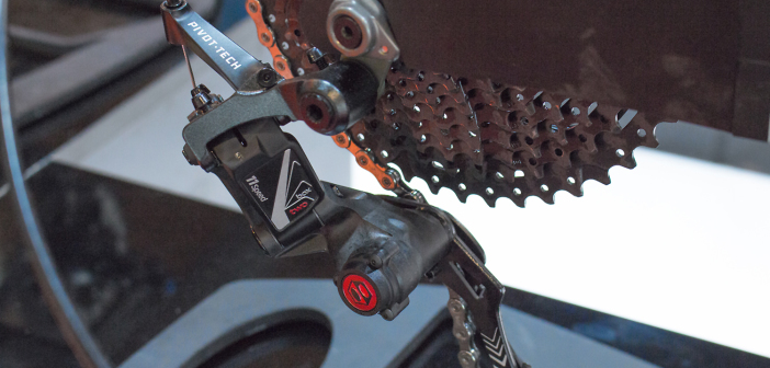 Box Components: Neue One-, Two- und DH-Schaltung [Eurobike 2017]