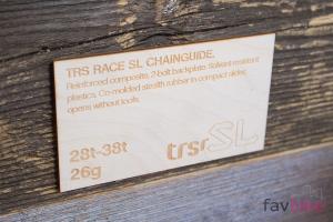 Ethirteen TRS Race SL: Leichte Laufräder, Kurbeln, Kettenblätter und Kettenführungen [Eurobike 2017]