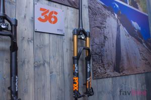 Fox 36 2018: Race-Edition, eMTB-Variante und Tuning-Programm [Eurobike 2017]