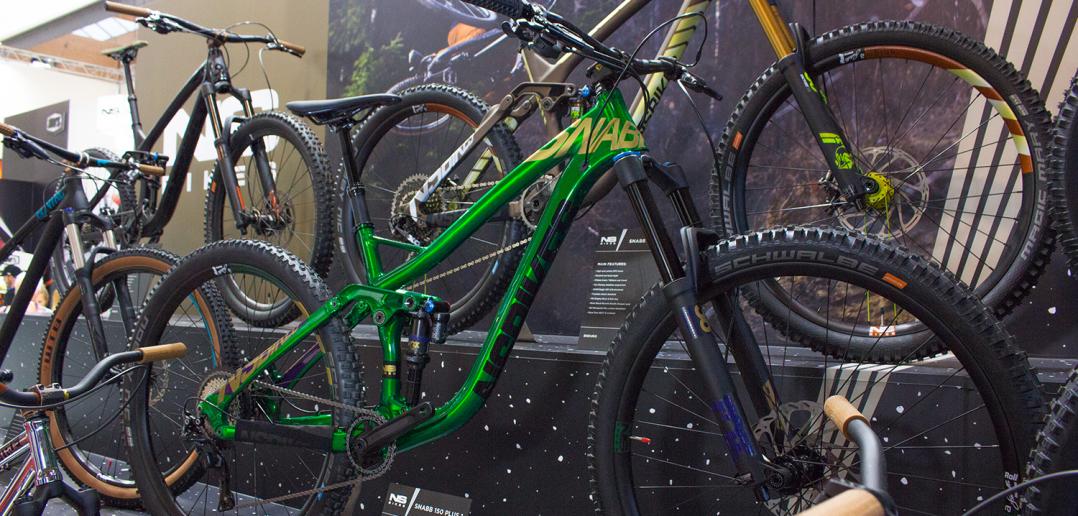 NS Bikes Snabb 150 Plus: Neues 29-Zoll-Enduro [Eurobike 2017]
