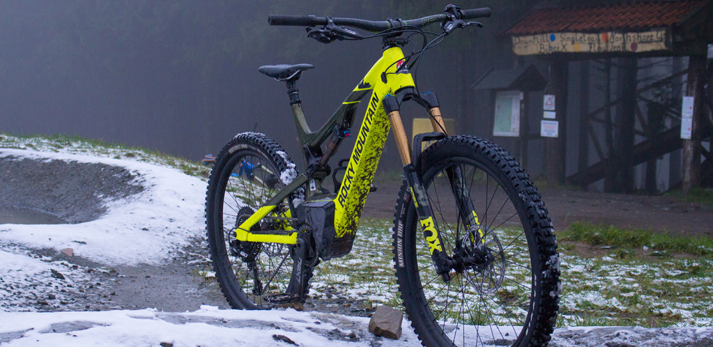 Rocky Mountain Altitude Powerplay: eMTB mit speziellem Motorkonzept im Test