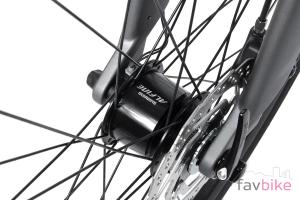 Ghost Square Urban X 7: Modernes Urban-Bike mit Riemenantrieb [Dauertest]