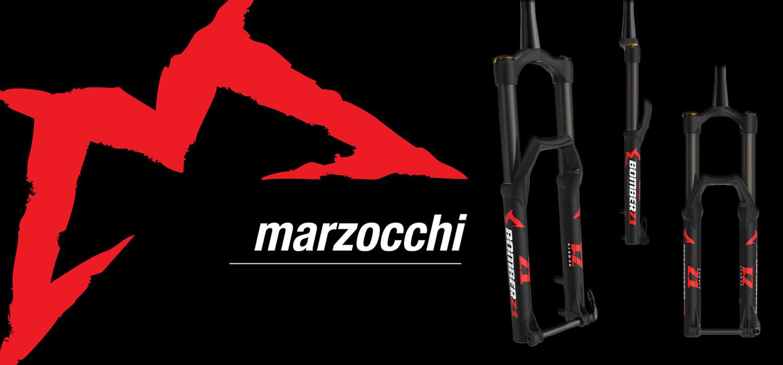 Marzocchi 2019: Bomber Z1, Bomber 58 und Transfer-Vario