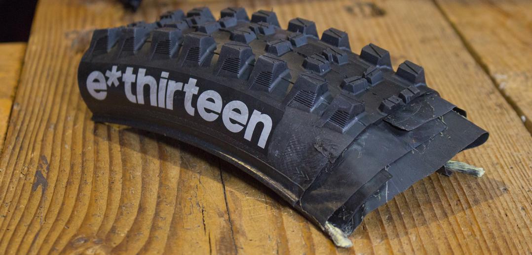 Ethirteen Reifen 2018: TRS und LG1 mit optimierter Karkasse sowie erhöhtem Pannenschutz