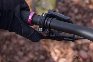 Ethirteen TRS Plus Dropper Post 2018: Vollmechanische Vario-Sattelstütze im Test