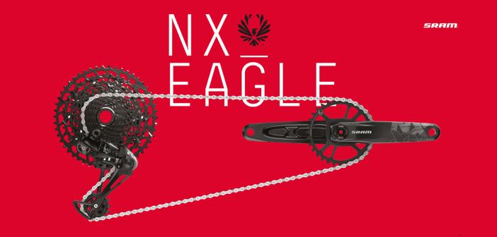 SRAM NX Eagle: 1×12-Schaltung zum günstigen Einstiegspreis [Pressemitteilung]