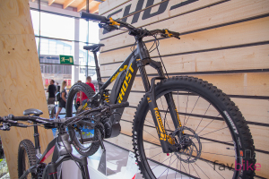 Ghost HybRide SL AMR (X): Durchdachtes eMTB mit Top-Features [Eurobike 2018]