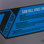 7Protection Sam Hill Knee: Knieschoner mit Profi-Input [Eurobike 2018]