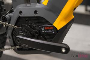 Conway eMF PT: Überarbeitete Version mit Powertube-Akku [Eurobike 2018]