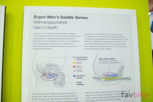 Ergon SM Men: Männerspezifischer, ergonomischer Sattel [Eurobike 2018]